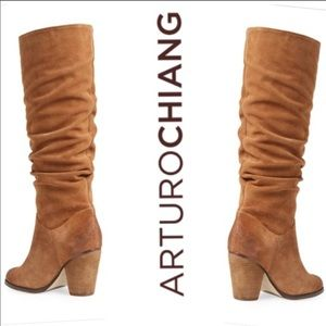 Arturo Chang slouch boots